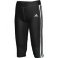 Adidas YG MF Ess 3/4 P BLACK
