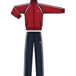 Adidas Tiberio CB OH RED/WHITE