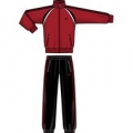 Adidas Tiberio CB CH RED/BLACK
