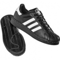 Obuv Adidas SUPERSTAR 2 K BLACK1/WHT/B