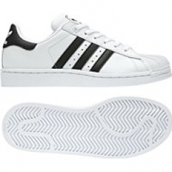 Obuv Adidas SUPERSTAR 2 K WHT/BLACK1/W