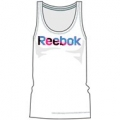 Reebok LL Muscle Back White